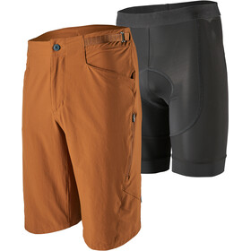 Patagonia Dirt Craft Fietsshorts Heren, wood brown